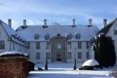 Schloss Schackenborg im Winter, Foto: Schackenborg fonden