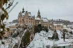 Schloss Sigmaringen im Winter, Foto: © Hohenzollernschloss Sigmaringen Straub