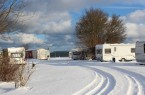 Wintercamping in Zierow, Foto: Ostseecamping Ferienpark Zierow KG
