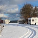 Zum Wintercamping nach Mecklenburg-Vorpommern
