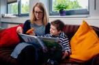 """Foto (Universität Paderborn, Besim Mazhiqi): Bei dem Forschungsprojekt """"IkoGeWo"""" der Universität Paderborn geht es um den kindlichen Spracherwerb. Foto: Uni Paderborn"""