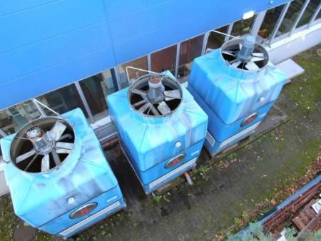 Lippeweites Kataster: Verdunstungskühlanlagen wie diese sollen dem Kreis gemeldet werden. (Foto: Kreis Lippe)