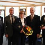 Verdienstkreuz für Monika Dreifürst-Gottschalk aus Bad Salzuflen