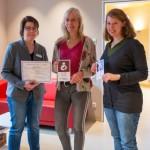 """Klinikum Gütersloh als Stillfreundlicher Ort der Initiative """"Pro Stillen"""" von pro familia  zertifiziert"""