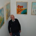 Neue Treppenausstellung im Kreishaus