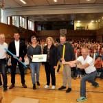 Informativer Mix aus Theater, Show und Quiz an der Grundschule Steinheim