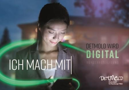 Detmold digital, Foto. Stadt Detmold