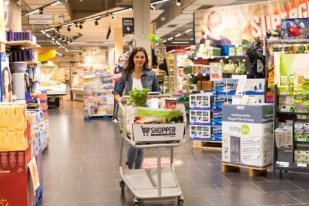 Easy Shopper Marktkauf, Foto: Christian Schwier