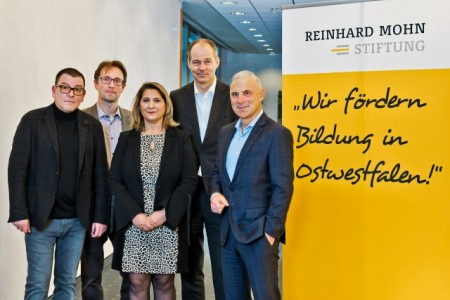 Reinhard Mohn Stiftung, Foto: Bertelsmann SE & Co. KGaA