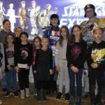 Malwettbewerbs-Sieger als VIPs beim Musical