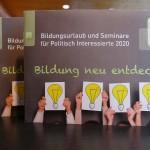 Haus Neuland lädt 2020 zu neuen Veranstaltungen für Politisch Interessierte ein