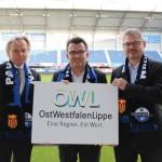 SC Paderborn 07 tritt dem Verein Wirtschaft und Wissenschaft OWL