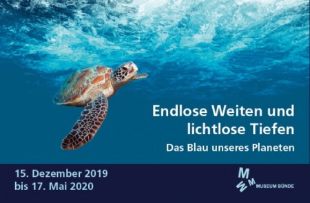Sonderausstellung Meer, Foto: Stadt Bünde