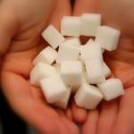 Zuckerrückgang aus Süßwaren am geringsten