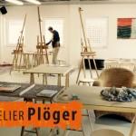 AtelierPLÖGER Neujahrsmalen Malerei-Workshop am 4. und 5. Januar 2020