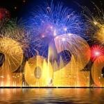 Frohes neues Jahr 2020 !