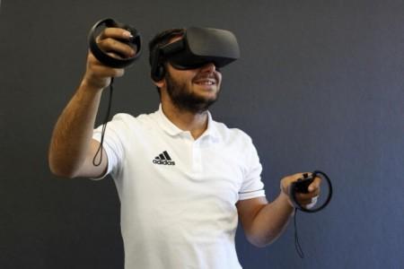 Mit der Virtual-Reality-Technik können Dinge neu erfahren werden.