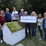 Gründachkataster startet in vier Kommunen