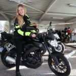 Motorradfahren mit dem Pkw- Führerschein