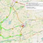 Kreis beginnt Bauarbeiten für Kreisverkehr in Delbrück-Westenholz