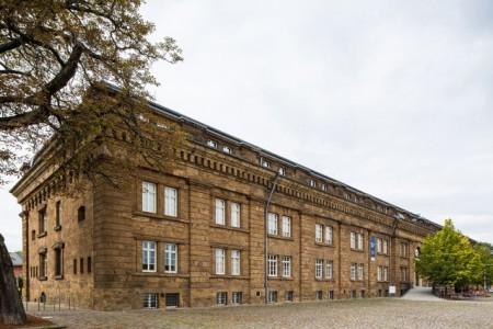 Das LWL-Preußenmuseum Minden. Foto: Christian Richters