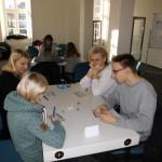 Qwixx-Qualifikationsturnier in der Stadtbibliothek am 25.01.2020