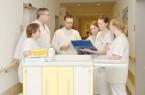 Auszubildende leiten Klinik für Chirurgie am St. Josef Hospital in Bad Driburg