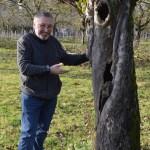 Pomologe aus Brandenburg begeistert von der Streuobstwiese des BUND Lemgo