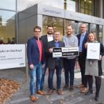"""LWL-Schule im Heithof erhält Titel """"Schule ohne Rassismus – Schule mit Courage"""""""