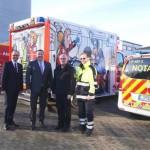 109.029 Anrufe – Die Feuerschutz- und Rettungsleitstelle Lippe zieht Bilanz für 2019