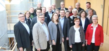 Austauschen zwischen AG 78 und Landtagsabgeordneten, Foto: Kreis Gütersloh