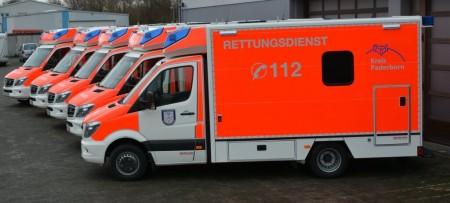 Das geplante Telenotarztsystem unterstützt bestehende rettungsdienstliche Strukturen. Foto: Kreis Paderborn