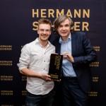 Manuel Weber schafft den Weltrekord