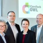 """""""CareTech OWL"""", ein Zentrum für Gesundheit, Soziales und Technologie"""