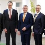 Volksbank Halle/Westf blickt zufrieden auf das Geschäftsjahr 2019