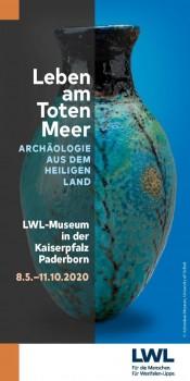 """Die Sonderausstellung """"Leben am Toten Meer"""" startet schon bald im LWL-Museum in der Kaiserpfalz. Grafik: LWL"""