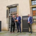 """Mediawerkstatt und Redaktion der """"LZ"""" sind neue Mieter im Schloss Brake"""