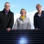 Stadt fördert jetzt auch Solaranlagen