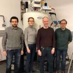Wissenschaftler in internationaler Netzwerkinitiative zur Erforschung von Spin-Eigenschaften