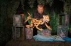 Kindertheater Tigerwild, Foto: Bürgerkiez - Die Weberei