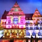 Bielefelder Festival für Licht und Kunst am 25. April in der gesamten Innenstadt