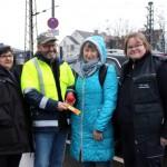 """Stadt Detmold belohnt """"Richtigparker"""" am Park+Ride-Parkplatz"""
