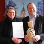 Land Nordrhein-Westfalen fördert den Erlebnispark am Hermannsdenkmal