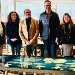 Bürgermeister besucht Partnerstadt Palamós