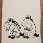 Originale Zeichnung von Ralph Ruthe wird versteigert