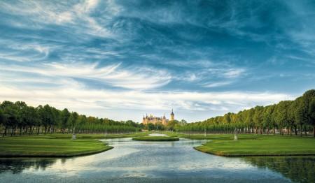 Das Schweriner Schloss, Foto: TMV/Allrich