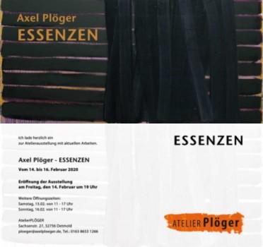 Foto: Ausstellung im Atelier Plöger