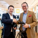 """HARTING Technologiegruppe aus Espelkamp auch 2020 """"Offizieller Technologiepartner"""""""