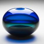 Glaskunst des finnischen Designers Timo Sarpaneva