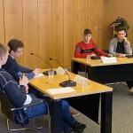 """Schulwettbewerb """"Jugend debattiert"""" im Kreishaus"""